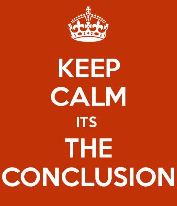 keep-calm-its-the-conclusion